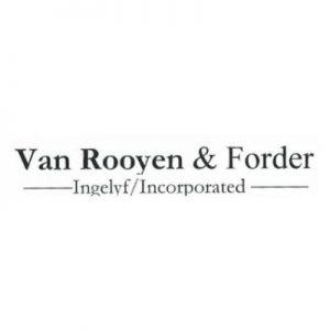 Greytown High Sponsor - Van Rooyen & Forder